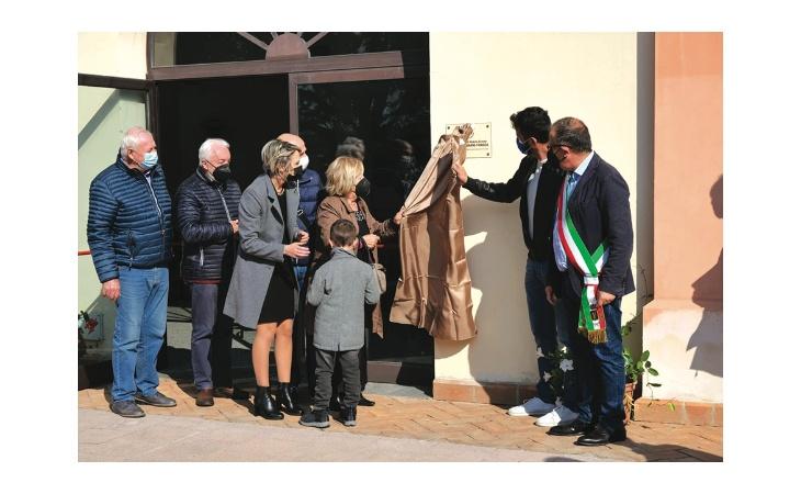 A Osteria Grande una targa per ricordare l'ex presidente della consulta Mario Fracca