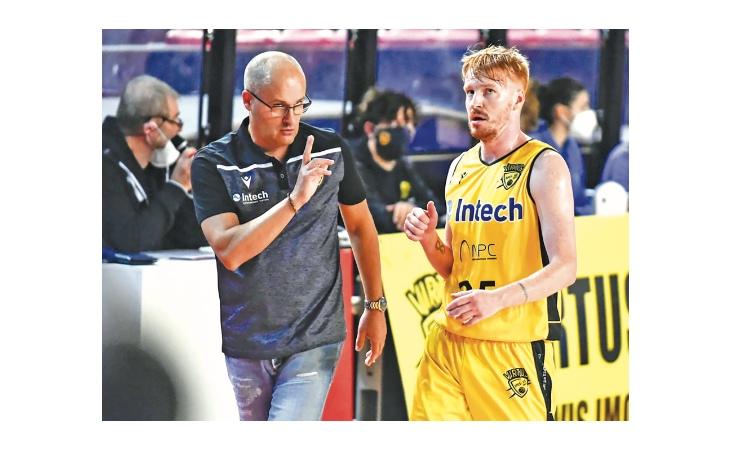Basket C Gold, il derby è dell'Intech Imola