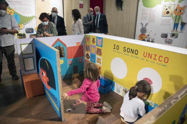 A Imola la mostra «sopra e sotto il metro» alla portata di adulti e bambini